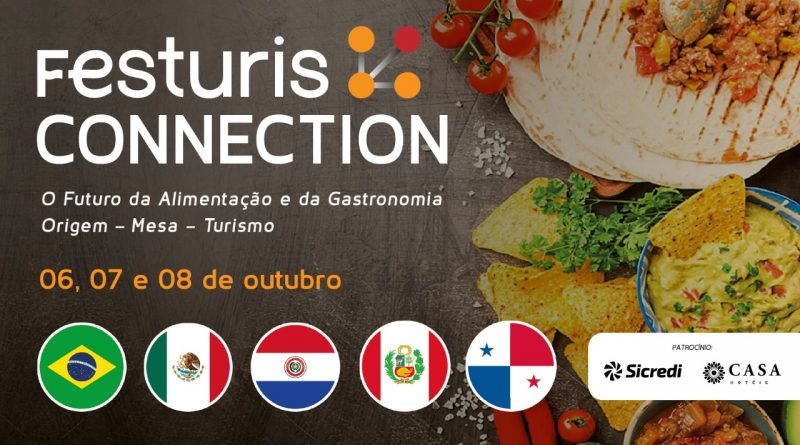 O futuro da alimentação e da gastronomia no Festuris Connection